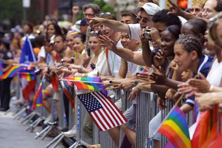 Gay pride new york gay marriage now legal1 At present, many countries allow homosexual marriages, such as Canada, ...