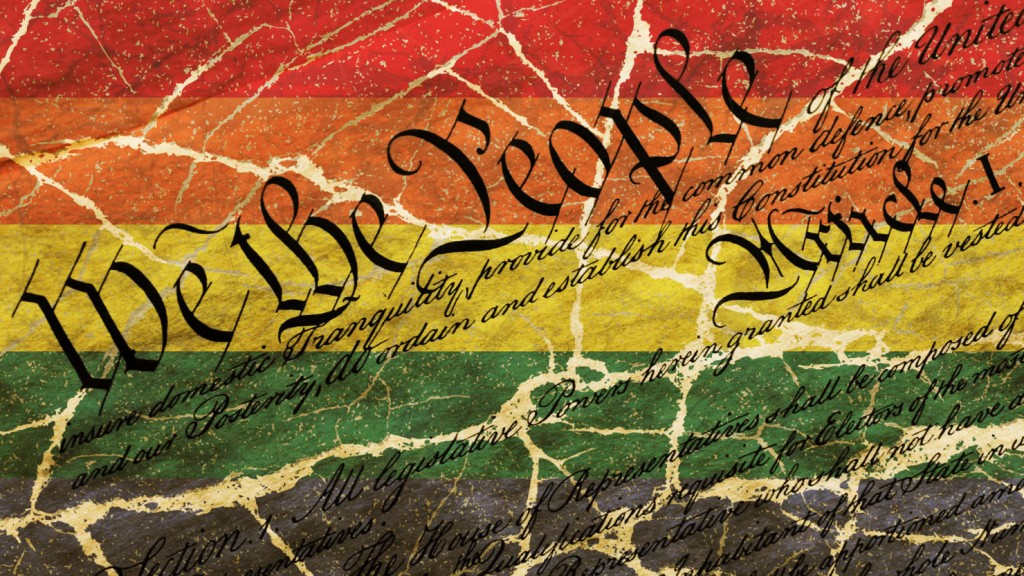 The Beginning of an LGBT Civil Rights Rollback?